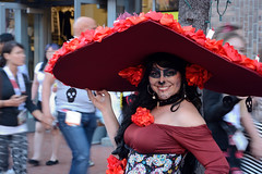 La Muerte (CyclopsPhotog) Tags: cosplay sdcc sandiegocomiccon lamuerte sdcomiccon bookoflife thebookoflife comiccon2015 sdcc2015 sandiegocomiccon2015 comiccon15 sdcc15 sdcomiccon2015 sdcomiccon15