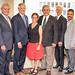 Alumni Board members with Dean Hutchings, Mike Naeve and David Berteau LBJ School Annual Alumni Reception and 2014 DPSA Ceremony
