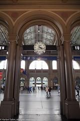 Zurich Hauptbahnhof (Harlani Salim) Tags: switzerland swiss zurich zurichhb zurichhauptbahnhof