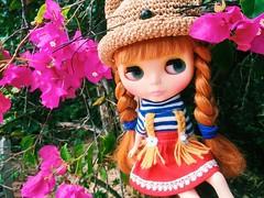 Secret (•ˇ‿ˇ•)-→ 🏡 #love #lesjeunette #blythe #doll #レジュネット #ブライス #人形