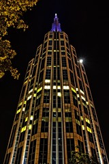 AT&T Tower, Nashville (B D Scott) Tags: night nashville batmanbuilding atttower