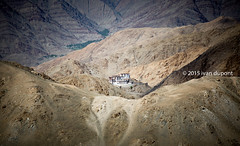 Chemrey's Gompa, Ladakh, India (monsieur I) Tags: world travel people india trekking canon landscape stones monastery human ladakh canonef70200mmf4lisusm chemreygompa canoneos5dmark3 monsieuri ivandupont