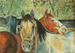 'Αλογα - Caballos - Horses - Konie
