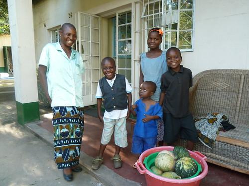 (1) Isaac's family