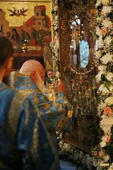 34. The solemn all-night vigil on the feast of the Svyatogorsk icon of the Mother of God / Торжественное всенощное бдение праздника Святогорской иконы Божией Матери