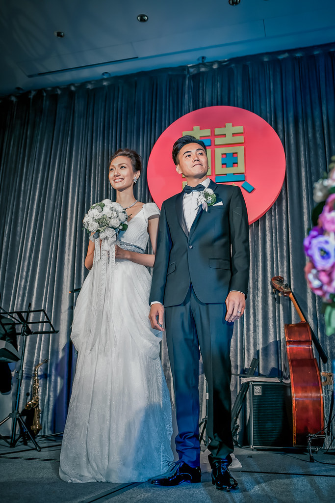 CH WEDDING X 台北寒舍艾美酒店 X 藝人婚禮 X 紀文惠