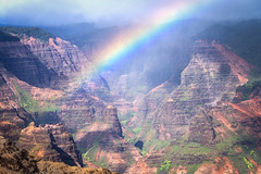 Waimea Canyon (jamorg) Tags: hawaii places kauai