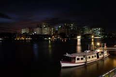 Tha Maharaj (Marchubd) Tags: river thailand pier boat bangkok siriraj