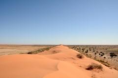 BIG RED (rob3802) Tags: sand qld queensland bigred simpsondesert