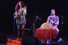 Family Atlantica Duo (2016) 01 (KM's Live Music shots) Tags: worldmusic venezuela greatbritain familyatlantica cuatrovenezuelan cuatro guitar maraca handpercussion shaker fridaytonic southbankcentre