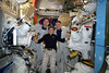 Fit-check (Thomas Pesquet) Tags: shane kimbrough peggy whitson nasa astronauts gear spacewalk iss space airlock