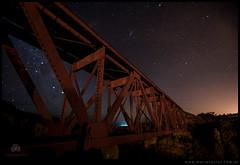 Nocturna puente Nirihuau