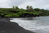 Waianapanapa Black Sand Beach (russ david) Tags: waianapanapa black sand beach state park wai'anapanapa maui island ocean pacific lava flow september 2016 landscape