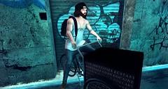 hookup (aarontj90) Tags: hookup drug gun cocaine weed counterfeit money fakeid id marijuana dollars cart criminal narc illegal secondlife beard hipster cool jesus yeezus ecstasy
