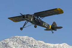 Storch Replica (KRIV Photos) Tags: cable n156lz storch airshow