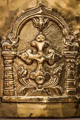 © patrickrancoule-838 (Patrick RANCOULE) Tags: chennai inde madras montstthomas stthomas viesiècle chrétiens croix cuivre