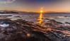 Le froid, le vent, le soleil (2) (Ji_ueli) Tags: canonphotography catalogne catalunya landscape dawn lake paysage daybreak sunset southoffrance seashore seaside heuredorée photooftheday lights goldenhour outlook