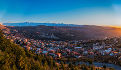 Ehden From Saydet El Hosn, Lebanon (Paul Saad) Tags: lebanon ehden night longexposure mountains sky zgharta nikon lights pano panorami panoramic panorama wideangle sunset sunrise sun dusk dawn