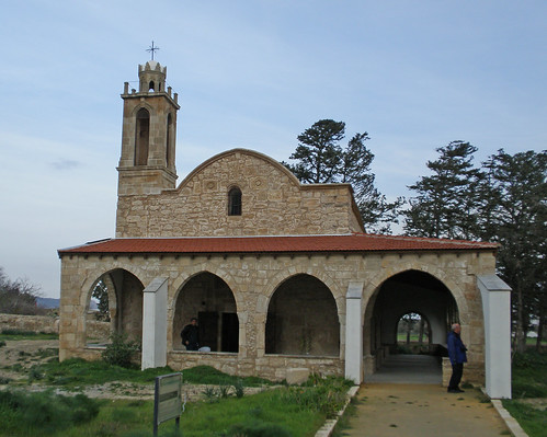 Büyükkonuk Agios Efksentios Church
