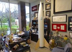 The enormous Polecat Thunderstorm Rocket (jurvetson) Tags: polecat aerospace thunderstorm rocket largest kit prebuild hobby rocketry