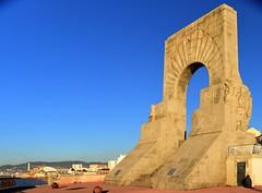 Marseille, France: Monument aux morts de l'Armée d'Orient et des terres lointaines, January 2017 345 (tango-) Tags: francia marsiglia monumento