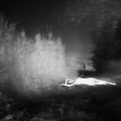 fade to black... (old&timer) Tags: background infrared blackandwhite icm composite surreal model deviantart lakehurstimages aryapoenyastock song4u oldtimer imagery digitalart laszlolocsei