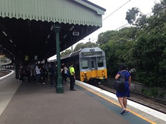 Platform 8 Strathfield (highplains68) Tags: aus australia nsw sydney trains strathfield electric train c6 cset