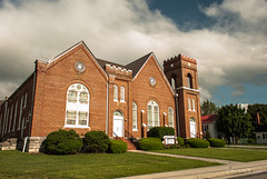 Rural Retreat United Methodist Church (Back Road Photography (Kevin W. Jerrell)) Tags: churches country faith christianity backroadphotography methodist ruralretreat virginia wythecounty ruralscenes ruralphotography ruralchurches countrychurches countryscenes nikond60
