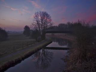 Year 2 January Caldon Canal