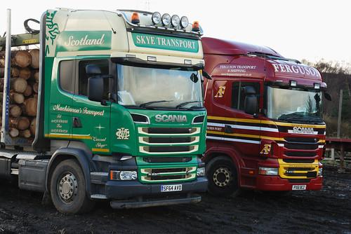 Scania R520 V8, Scania R480