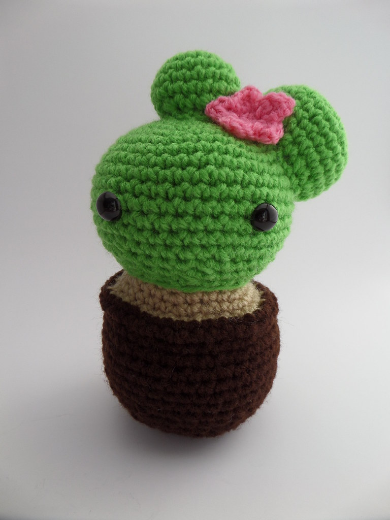 Tecnica Amigurumi Cactus : The Worlds most recently posted photos of cactus and ...