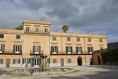 Scorcio su villa Chiaramonte Bordonaro ai Colli (costagar51) Tags: palermo sicilia sicily italia italy arte storia anticando villeegiardini bellitalia