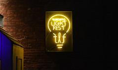 2017 Toronto Light Festival / The Art Of Light .... Distillery District / Toronto, Ontario (Greg's Southern Ontario (catching Up Slowly)) Tags: nikon nikond3200 distillerydistrict torontolightfestival neon 2017torontolightfestival illumination shadowsandlight torontoist