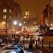Trafalgar Square by night #3