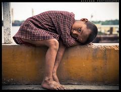 Child poverty (ayechan26) Tags: street nikon child yangon myanmar dslr lightroom d810 28300mmf3556