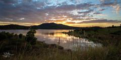 (goodgirlbetty) Tags: longexposure sunset sky playing night canon way angle wide australia milky milkyway