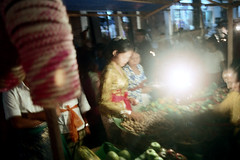 26-118 (ndpa / s. lundeen, archivist) Tags: people bali woman color film night 35mm indonesia market 26 nick nighttime southpacific vendor produce 1970s 1972 youngwoman indonesian streetmarket shopper balinese dewolf oceania pacificislands nickdewolf photographbynickdewolf reel26