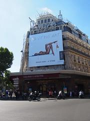 Galleries Lafayette!