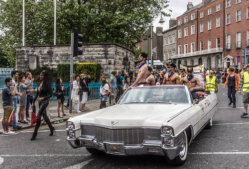 DUBLIN 2015 LGBTQ PRIDE PARADE [THE BIGGEST TO DATE] REF-105952