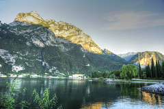 Riva-morning (rdspalm) Tags: italy italia riva trentino lakegarda rivadelgarda nikond700
