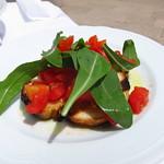 "Tomatoes @ Bistrot Garibaldi <a style=""margin-left:10px; font-size:0.8em;"" href=""http://www.flickr.com/photos/14315427@N00/19343881202/"" target=""_blank"">@flickr</a>"