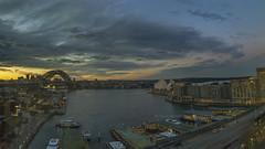 Sydney Opera House Circular Quay (Nepal through my Eyes) Tags: sunset house opera sydney australia