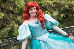 Ariel (jodykatin) Tags: ariel disneyland redesign thelittlemermaid facecharacter