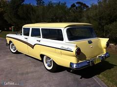 1957 Ford Country Sedan (Hipo 50's Maniac) Tags: ford station sedan wagon country 1957 6passenger
