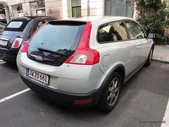2007' Volvo C30 (Kim-B10M) Tags: volvo c30 volvoc30