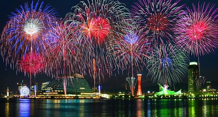 firework in Japan2