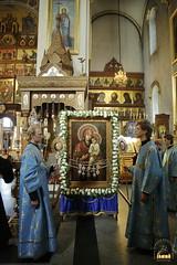 12. Solemn Seeing-off of the Svyatogorsk Icon of the Mother of God to Kiev / Торжественные проводы Святогорской иконы Божией Матери в Киев