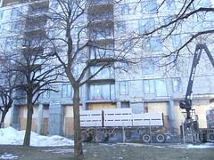 DSCF0015 (1) (bttemegouo) Tags: 1 julien rachel construction montral montreal rosemont condo phase 54 quartier 790 chateaubriand 5661