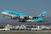 Korean Air / A388 / HL7627 / KLAX (_Wouter Cooremans) Tags: lax losangeles losangelesinternationalairport spotting klax spotter avgeek aviation airplanespotting korean air a388 hl7627 koreanair a380