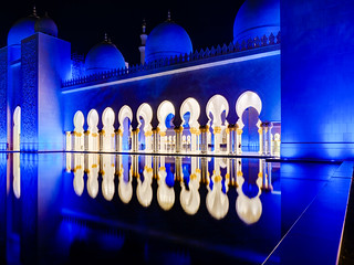 Abu Dhabi Nights - Sheikh Zayed Grand Mosque